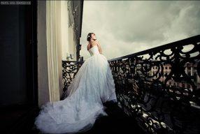 Пышное свадебное платье Anna