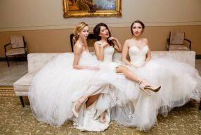 Свадебное платье — самое главное на свадьбе